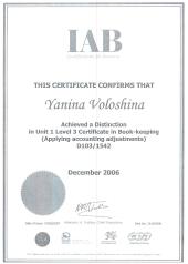 Certificates_Yana Voloshyna-4