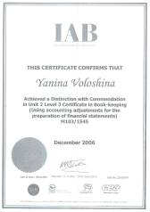 Certificates_Yana Voloshyna-5