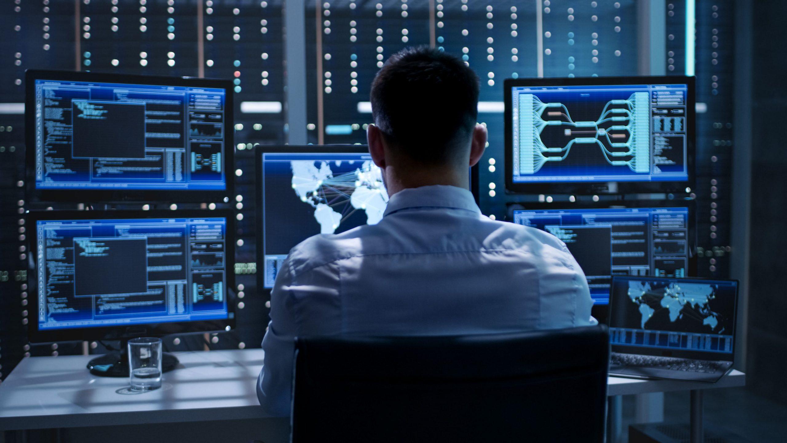 IT-компания, обслуживающая международный банк
