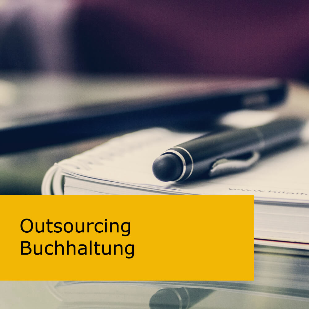 Outsourcing Buchhaltung